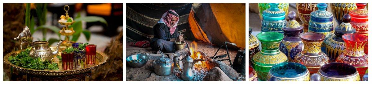 Сувениры в Иордании