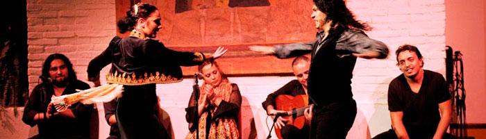 Фламенко в Таблао Де Кармен