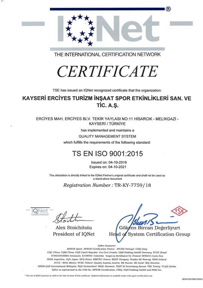 Сертификат ISO 9001 фото-3