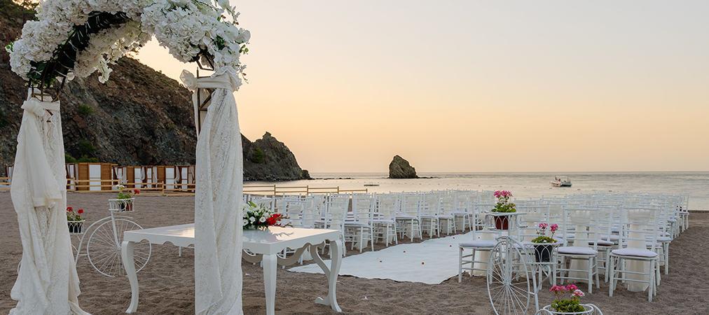 Свадебная церемония в Турции фото-2