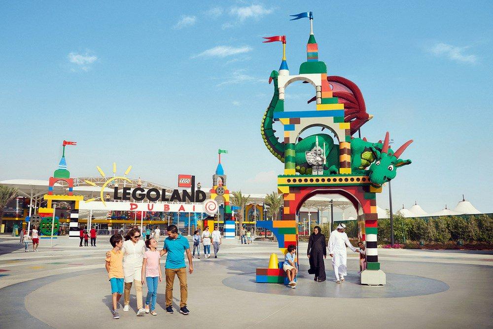 LEGOLAND Dubai фото 2